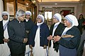 The President, Dr. A.P.J. Abdul Kalam meeting with the Sisters from the Mother Teresa Mission of Charity at Athens on April 27, 2007. These sisters are engaged in running number of old age home in Greece.jpg