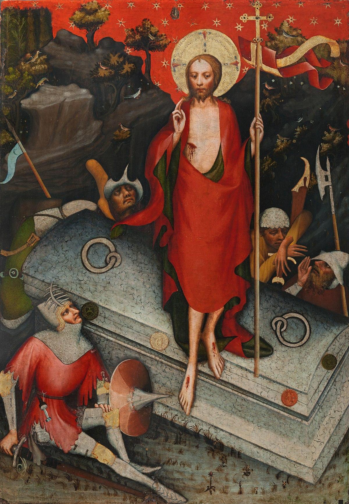 Slavnost Zmrtvýchvstání Páně – Wikipedie