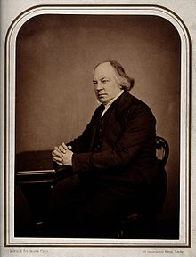 The Reverend Miles Joseph Berkeley. Photograph by Maull & Po Wellcome V0026032.jpg