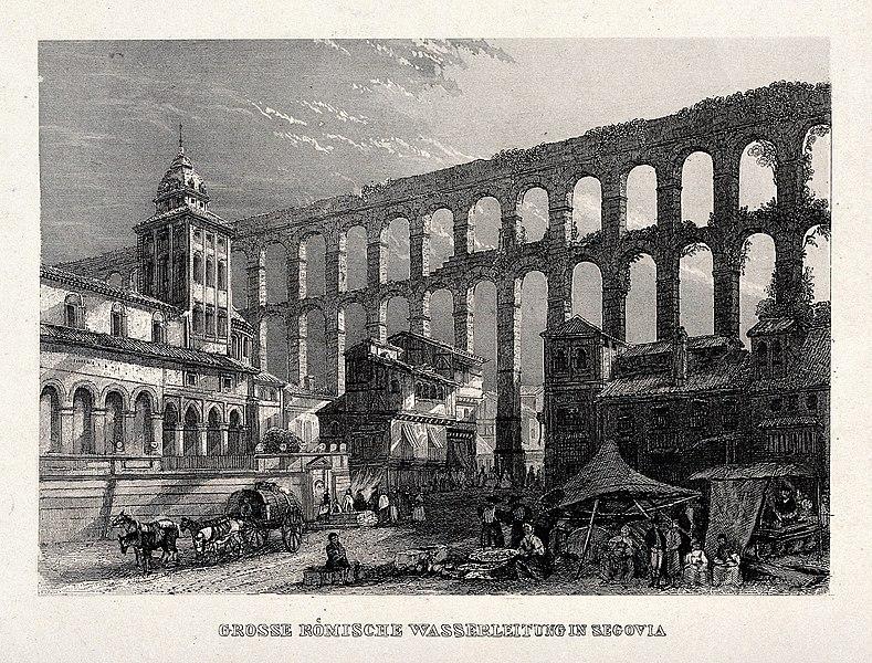 roman aqueduct - image 6