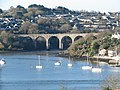 The Saltash viaduct from St Budeaux - geograph.org.uk - 1616170.jpg