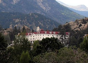 The Stanley Hotel - Image: The Stanley Hotel