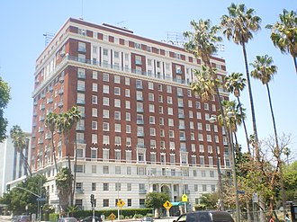 The Town House (Los Angeles) - The Town House in May 2008