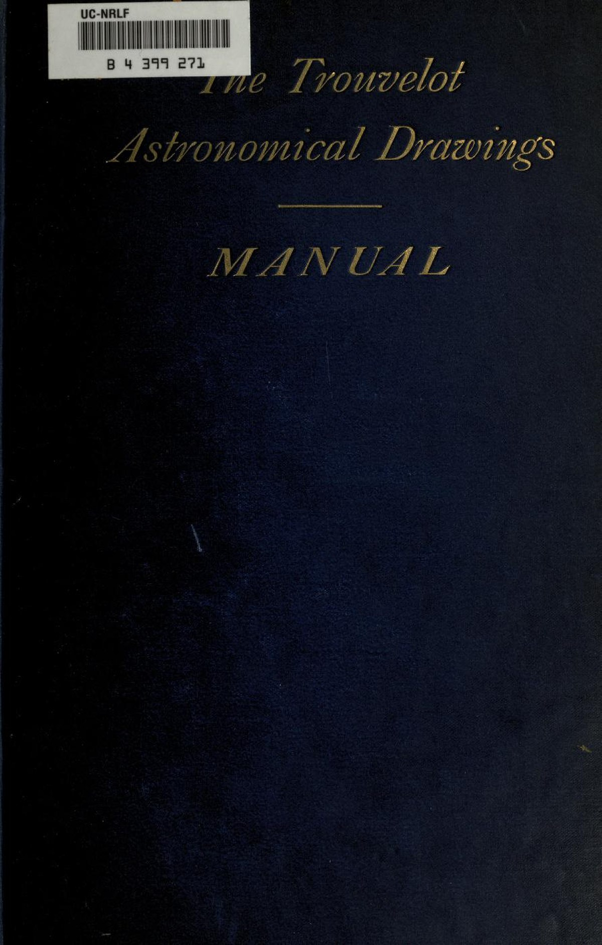 File:The Trouvelot astronomical drawings manual.pdf - Wikimedia ...