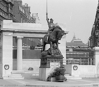 Cavalry of the Empire Memorial - Image: The War Memorials of the First World War Q42406