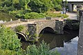 The old Leckwith road bridge crossing the River Ely - Cardiff - geograph.org.uk - 1393595.jpg