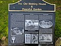 The old meeting house information sign.jpg