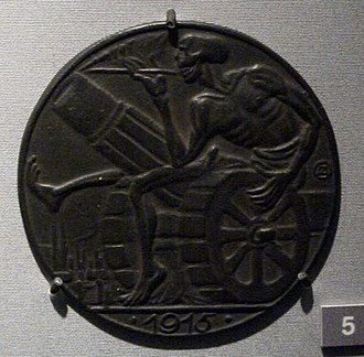 Arnold Zadikow - Image: The other side of the medal DSCF9932