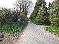 The road to Harveyshill Farm from Luffenhall - geograph.org.uk - 399018.jpg