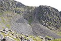 The screes below Black Crag - geograph.org.uk - 1331362.jpg