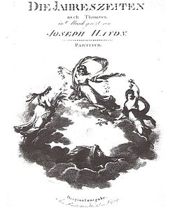 <i>The Seasons</i> (Haydn) musical composition