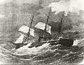 The sinking of HMS Captain.jpg