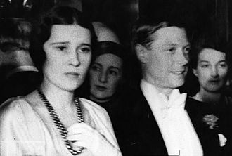 Thelma Furness, Viscountess Furness - Thelma and the Prince in 1932