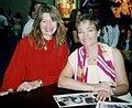 Theresa Russell and Patty Mooney (24194208660).jpg