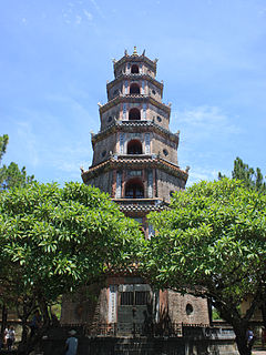 Pagoda of the Celestial Lady