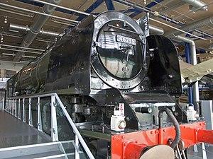 LMS Coronation Class 6235 City of Birmingham - 46235 City of Birmingham as preserved
