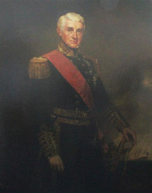 Thomas John Cochrane - Admiral Sir Thomas Cochrane