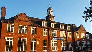 Benhilton - The Thomas Wall Centre, which opened in 1910 as the Sutton Adult School and Institute