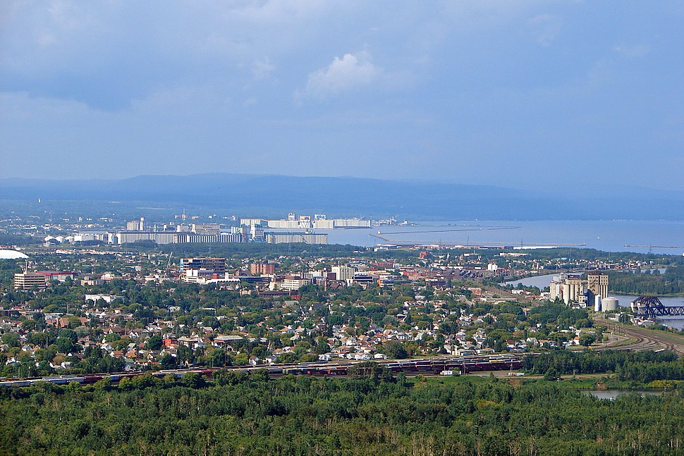 Thunder Bay skyline