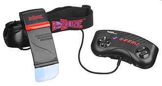 Fifth generation of video game consoles - Image: Tiger R Zone Headset