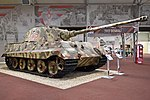Tiger II '502 red' – Patriot Museum, Kubinka (26518897579).jpg