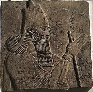 King of Assyria who ruled 745-727 BCE
