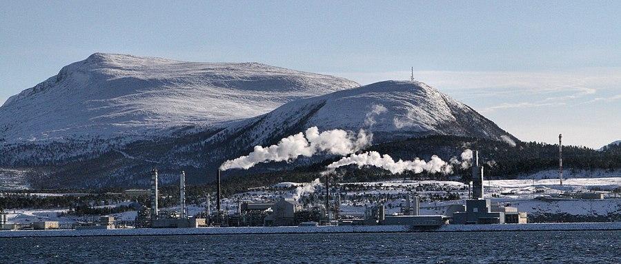 Tjeldbergodden Reserve Power Station