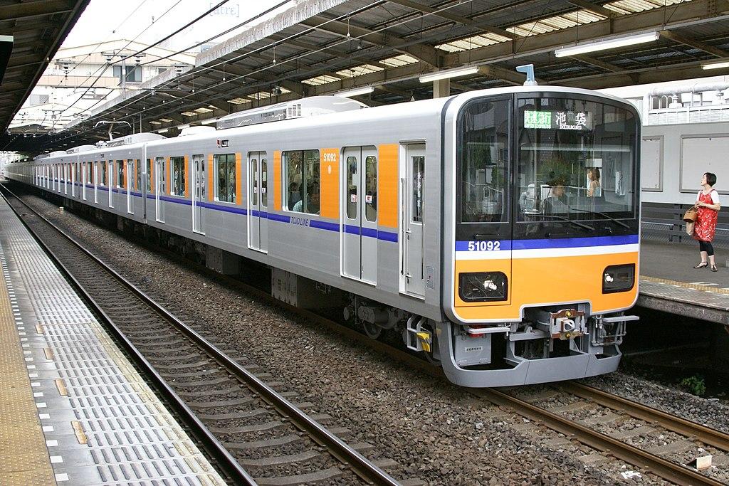 Tobu 51092 Kawagoe 20080726