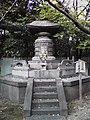 TokugawaIeyoshi grave.JPG