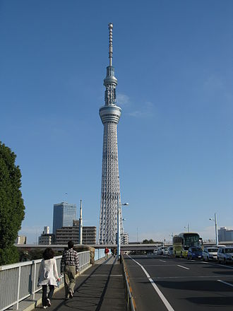 2012 in architecture - Tokyo Skytree