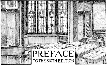 PREFACE to the sixth edition