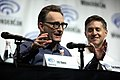 Tom Kenny & Yuri Lowenthal (27230280178).jpg