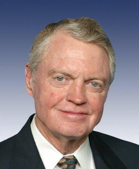 Tom Osborne US Congress portrait