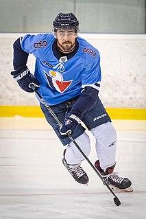 Tomáš Hedera Slovak ice hockey defenceman
