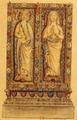 Tombeau Alix de Thouars et Yolande de Bretagne.png