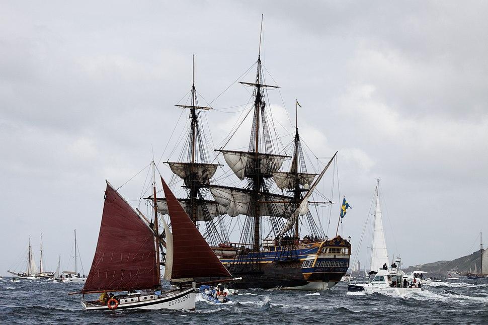 Tonnerres de Brest 2012 - Götheborg - 003