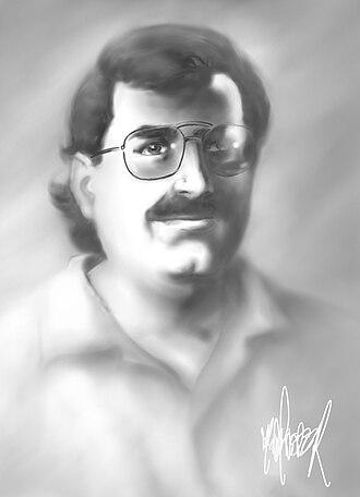 Tony Isabella - Image: Tony Isabella Portrait