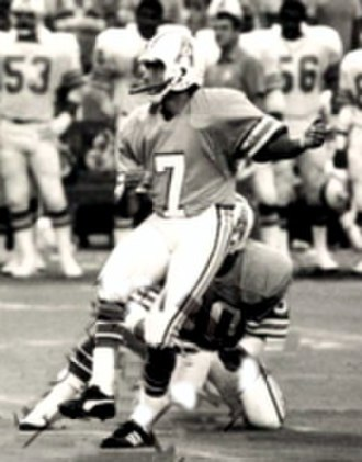 Tony Zendejas - Zendejas playing for the Oilers in 1985
