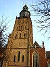 toren van de st. walburgiskerk