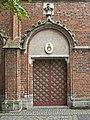 Torun Saint John Cathedral northern portal.jpg