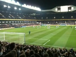 File:Tottenham fans singing to Sol Campbell.ogv