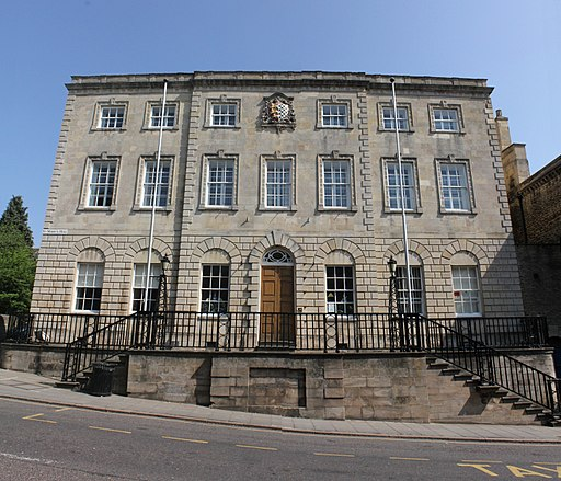 Town Hall 1 St Marys Hill (geograph 3593789)