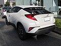 Toyota C-HR G-T 2WD・CVT (DBA-NGX10-AHXEX) rear.jpg