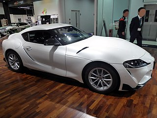 Toyota Supra - Wikiwand