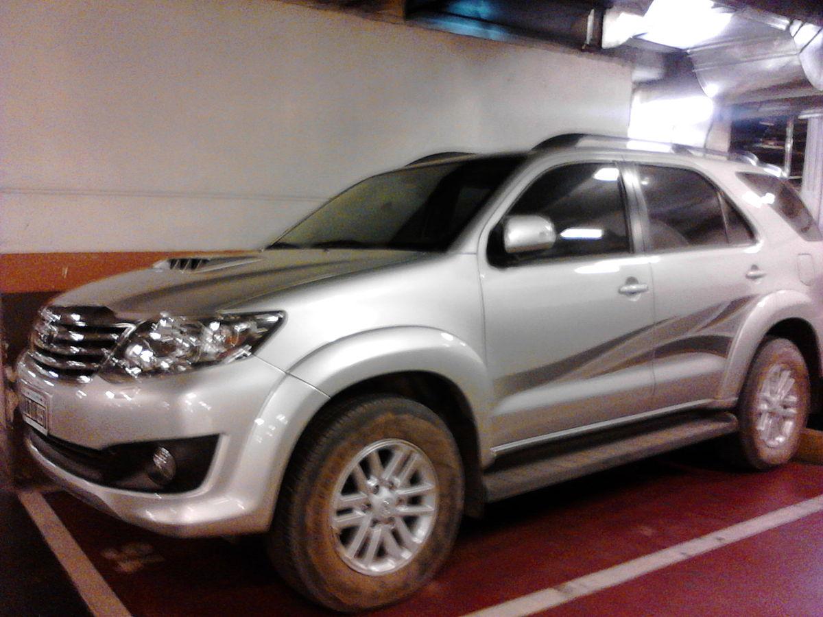 Px Toyota Hilux Sw