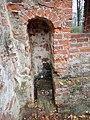Trøjborg ruin shaft.jpg