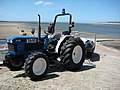 Tractor at Appledore Life Boat Station - geograph.org.uk - 1354863.jpg
