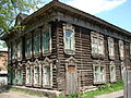 Traditional Wooden House in Tomsk - Siberia - Russia 02.JPG