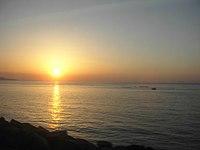 Tramonto sul Mar Tirreno - panoramio.jpg