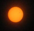 Transit of Venus in Novato June 5th.PNG